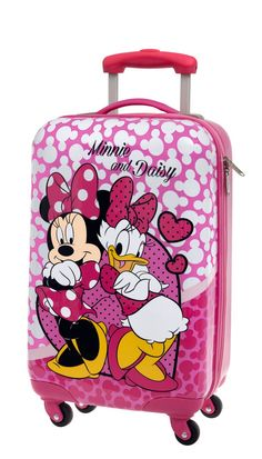 Soy Luna Suitcase Cabin Material Hard Y Lightweight Trolley ABS Disney Series TV