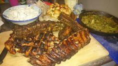 BRAAI DAY Steak, Pork, Kale Stir Fry, Steaks, Pork Chops