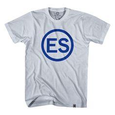 1233010ae El Salvador T-Shirt (White)-grey-2xl American Apparel