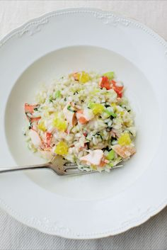Port Isaac lobster risotto with orange and basil recipe from British Seafood by Nathan Outlaw | Cooked.com
