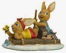 Collectibles Coach : PenDelfin Rabbits