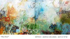 Paintings - Krista Harris