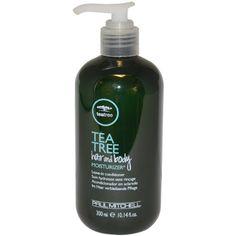Paul Mitchell Tea Tree Hair and Body Moisturizer, 10.14 Ounce