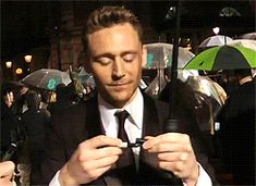 (gif) Tom trying to put a Sharpie cap back on xD