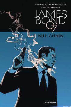 Kill Chain comic book hardcover