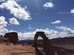 Delicate Arch- Arches National Park in Moab, UT