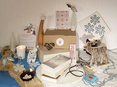 Box Tic-Tac de Noël -La box dédiée aux amoureux des livres #NoelFrenchTech #GourmetOdyssey