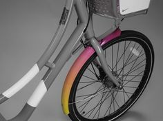 This month, 50 BIKETOWN sneaker bikes will be wrapped in two new limited-edition rainbow colorways. These BETRUE bike designs follow the launch of Nike's 2017 BETRUE collection, and are part of Nike's commitment to celebrate the LGBTQ community and support inclusion on and off the field of play.  The colorful bikes (half have a white background, half have a gray background) represent Portlanders' individuality, diversity and creativity. The bikes will be ridden or walked by Portland…
