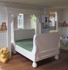 Miniature mobile for a little girl's room (half scale tutorial)   The Den of Slack
