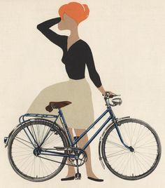 Diamant Fahrräder - Anzeige von 1959