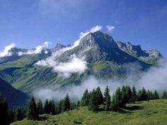 Alps, Feldkirch, Austria