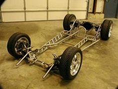 Tubular chassis