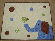 Katie's Quilt 1 by scrapnchick, via Flickr