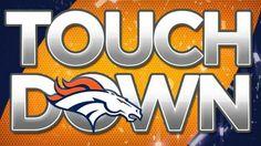 Touchdoen Denver !! Denver Broncos Images, Denver Broncos Funny, Denver Broncos Football, Go Broncos, Broncos Fans, Football Baby, Broncos Memes, Football Today, Football Season
