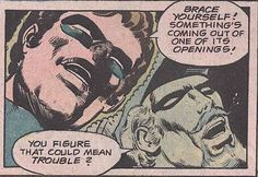 43 Out-Of-Context Comic Panels That Prove All Superheroes Have Dirty Minds Vintage Humor, Vintage Comics, Weird Vintage, Dark Comics, All Superheroes, Comic Book Panels, Funny Comic Strips, Illustrations And Posters, Comic Covers