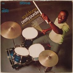Bernard Purdie - James Brown's awesome drummer and the inspiration for TMHB beats.