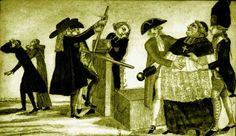 ⌛️ 2 novembre 1789 : le décret du 2 novembre 1789 de l'Assemblée constituante française dispose que les biens du clergé de l'Église catholique seront mis à la disposition de la Nation pour combler le déficit budgétaire. Ces biens sont déclarés « biens nationaux ».