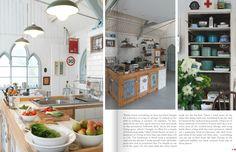 我們看到了。我們是生活@家。: 英國第一本線上生活與室內設計雜誌Heart Home ,8月號出刊囉!