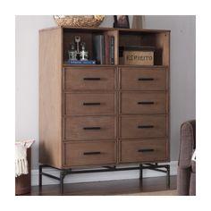 Found it at Wayfair - Desa 8 Drawer Dresser
