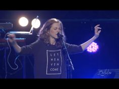 """The word says that the earth has been groaning for us to realize who we are. Let that song arise from us— the song of sons and daughters singing back to their Father."" // Watch as Steffany Frizzell-Gretzinger leads a powerful version of ""No Longer Slaves"" by Jonathan David and Melissa Helser during a service at Bethel Church, Redding."
