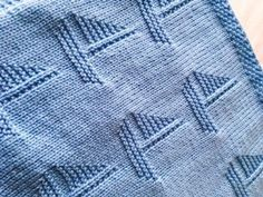 Knitting Pattern Baby Blanket Lots of Love Heart PDF Baby Knitting Patterns, Knitting Stitches, Knitting Needles, Big Knit Blanket, Knitted Baby Blankets, Aran Weight Yarn, C2c, Cross Stitch Patterns, Crochet