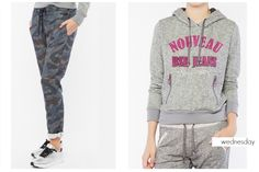 BSB Fashion #daily wednesday Find the military fleece trousers here>>http://bit.ly/1L40WM6 Find the fleece sweatshirt here >> http://bit.ly/1M1vXNh