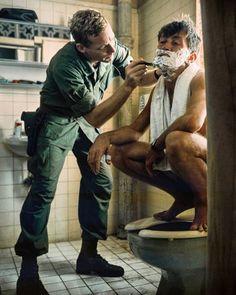 BROTHERTEDD.COM Pulp Fiction, Apocalypse Now Redux, Martin Sheen Apocalypse Now, Cinema, Francis Ford Coppola, Marlon Brando, Great Films, The Godfather, Hot Guys