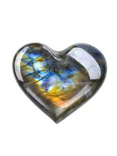 New Labradorite Hearts just added. See more here: http://www.exquisitecrystals.com/shapes/hearts