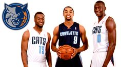Charlotte Bobcats Unveil New Uniforms and Color Scheme | THE OFFICIAL SITE OF THE CHARLOTTE BOBCATS