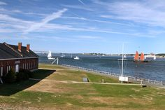 NEWPORT — Named after the second president of the United States, Fort Adams State Park is a national historic landmark that is best known today as the home of the Newport jazz and folk festivals and Sail...