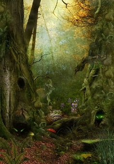 The Faerie Realm