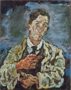 Oskar Kokoschka.