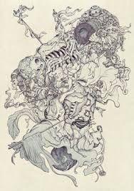 Resultado de imagen para james jean drawing