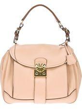 Moschino - heart clasp shoulder bag