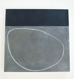 north bedroom *Agnes Martin *Proportion of rectangular strip to circle and background *Something very grounding/anchoring about this painting: Abstract Expressionism, Abstract Art, Abstract Sculpture, Agnes Martin, Minimalist Art, Pablo Picasso, Oeuvre D'art, Artist At Work, Painting Inspiration