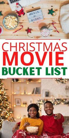 Holiday Movie, Christmas Movies, Family Christmas, Homemade Christmas, Christmas Crafts, Christmas Decorations, Holiday Decor, Best Bucket List, Bucket Lists