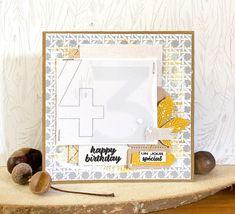 Mini Albums, Scrapbooking, Diy, Birthday, Happy, Crafts, Decor, Birthdays, Manualidades