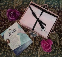 glossybox january. beaufou jewellery box