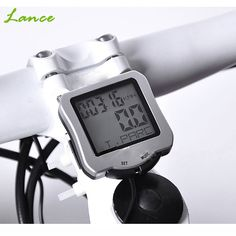 Night Glow Waterproof Bicycle Computer Odometer Mountain Bike Speedometer Clock Odometer Stopwatch Accesorios para bicicletas