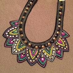 NWOT Statement Necklace NWOT so fun and MAKES any outfit stylish. More pics to come Jewelry Necklaces