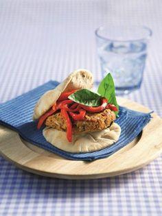 Σχάρας - BBQ Archives - Page 3 of 7 - www. Greek Recipes, Vegan Recipes, Vegan Food, Appetizer Recipes, Appetizers, Types Of Food, Salmon Burgers, Street Food, Side Dishes