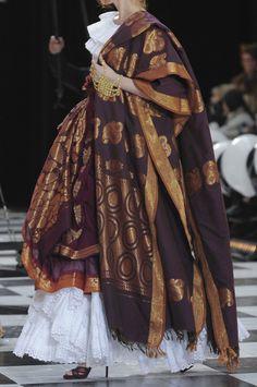 Défile Franck Sorbier Haute couture Printemps-été 2014 - Détail 81
