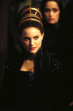 Natalie Portman as Padme