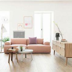 Decoración nórdica: claves, muebles y packs descuento para crear salones nórdicos