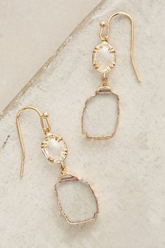 Reflection Drops #anthropologie grey