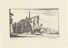 Israël Silvestre | Veue d'Italie, Israël Silvestre, Israël Henriet, 1631 - 1691 |