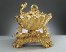 Four tureens:      Creator: view  John Bridge (goldsmith)  Creation Date:   hallmark 1826/7      Acquirer:   George IV, King of the United Kingdom(1762-1830).The Royal Collection Trust, The British Monarchy.
