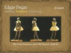 edgar degas sculpture的圖片搜尋結果