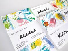 Kidsters by Ivan Burmistrov, via Behance