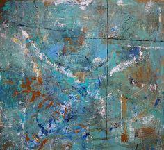 "Saatchi Art Artist Terri McGhee; Painting, ""Finish Line"" #art"